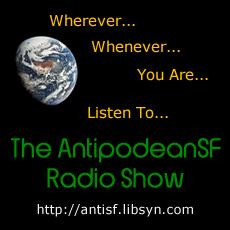 The AntipodeanSF Radio Show